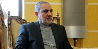 واکنش سفیر ایران در یمن به تحریم انصارلله