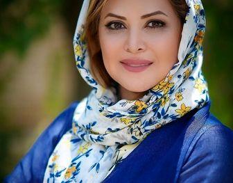 تبریک خاص «کمند امیرسلیمانی» به تهرانی ها/ عکس