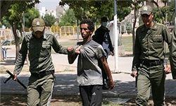 دستگیری بیش از ۵۰۰ نفر از معتادان کارتنخواب