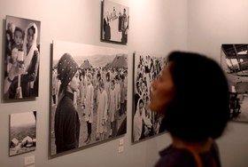 نمایشگاه سازمان ملل از ۶۰ سال رنج آوارگان فلسطینی