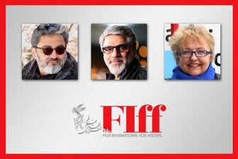 اعلام داوران بخش فیلمهای اول جشنواره جهانی فیلم فجر