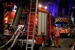 بازداشت یک زن درخصوص آتشسوزی پاریس