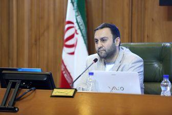 گزارش محسن پیرهادی از اقدامات صورت گرفته در منطقه 10 تهران