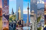 گرانترین و ارزانترین شهرهای جهان/ اینفوگرافی