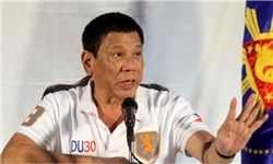 """رئیسجمهور فیلیپین منتقدان اروپاییاش را """"دیوانه"""" خواند"""