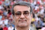 بازدید سرزده قنبرزاده از هیأت فوتبال استان تهران
