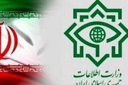 سرکرده گروهک تجزیه طلب حرکة النضال توسط وزارت اطلاعات دستگیر شد