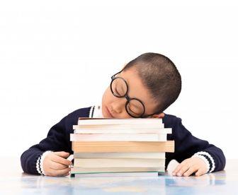 دیر خوابیدن عامل بروز مشکلات رفتاری دانشآموزان