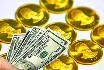 قیمت سکه، طلا و ارز ۹۳/۲ / ۲۲