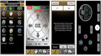 تلفن خود را به دسته بازی تبدیل کنید + دانلود