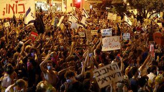 ادامه اعتراضات در سرزمینهای اشغالی