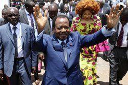 یکی از نامزدهای انتخابات در کامرون اعلام پیروزی کرد