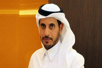 نخستوزیر قطر عازم فرانسه شد