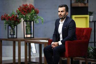 سوتى دیدنی «محمدحسین میثاقی» روی آنتن زنده! /فیلم
