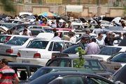 قیمت ها در بازار خودرو شکست