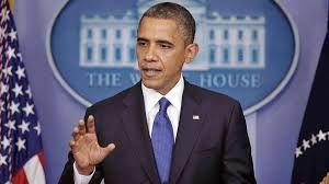 سخنان صهیونیستی اوباما پس از گفتوگو با روحانی