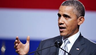 عقب نشینی اوباما از لشکرکشی به سوریه