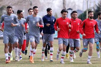 لیست فرهاد مجیدی برای تیم ملی امید مشخص شد