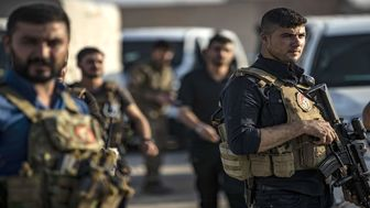 بازداشت داعشیها در کرکوک