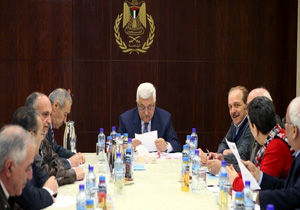 رایزنی «محمود عباس» با «میخائیل بوگدانوف»