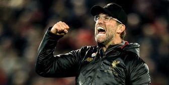 رکورد جدید کلوپ در لیگ برتر انگلیس+عکس