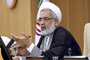 بازدید دادستان کل کشور از زندان تهران بزرگ