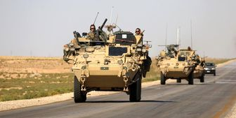هدف قرار گرفتن چهارمین کاروان لجستیک آمریکا در عراق