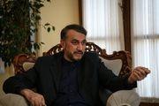 کنایه سنگین امیرعبداللهیان به شورای همکاری خلیج فارس