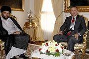 اردوغان به صدر تبریک گفت