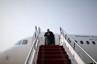 ظریف به کویت رفت