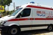 هر ۱۰ تا ۱۵ کیلومتر مسیر پیاده روی اربعین یک آمبولانس حضور دارد