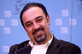تبریک برزو ارجمند برای تولد علیرضا عصار/ عکس