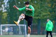 ستاره محبوب تیم ملی به سنپترزبورگ رسید
