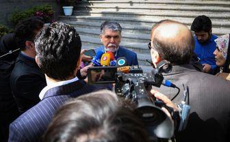 توضیحات آقای وزیر درباره برگزار نشدن نمایشگاه مطبوعات امسال