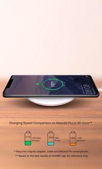 نگاهی به باتری و شارژر Huawei P30 Pro
