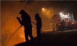 مرد 53 ساله کره ای 5 نفر را در متل سوزاند
