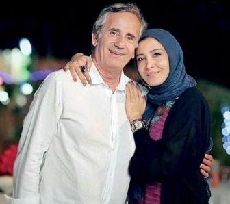 رابطه مثال زدنی پدر و دخترِ بازیگر
