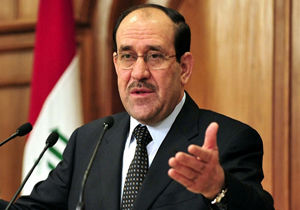 واکنش نوری المالکی به دستگیری نیروهای حزبالله عراق