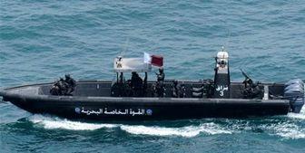 توقیف قایقهای گارد ساحلی بحرین
