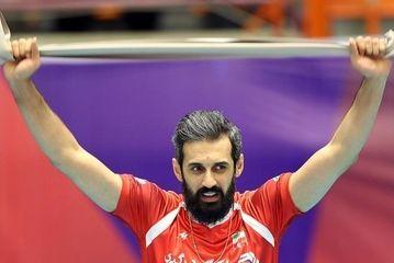 دیدار تیم های والیبال ایران و آلمان/ گزارش تصویری