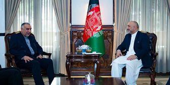 رایزنی تلفنی نماینده ظریف با وزیر خارجه افغانستان