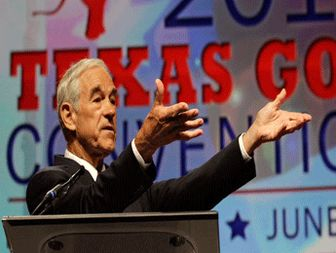 No Ron Paul revolution at convention