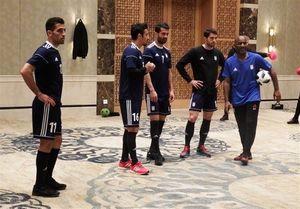 مهاجم کلیدی تونس بازی با ایران را از دست داد