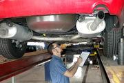 جریمه بیش از 2 میلیون خودروی فاقد معاینه فنی در پایتخت