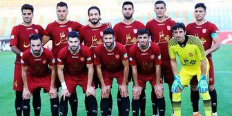 ترکیب شهرخودرو مقابل الرفاع بحرین اعلام شد