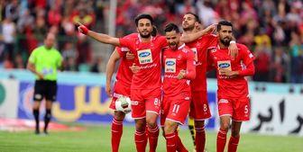 شرط صعود قطعی پرسپولیس در لیگ قهرمانان آسیا