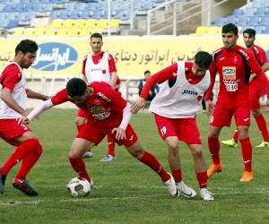 تکلیف ترکیب تیم فوتبال پرسپولیس مقابل سپیدرود مشخص شد