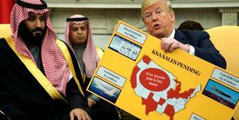 ترامپ قطعنامههای منع فروش سلاح به عربستان سعودی را وتو کرد