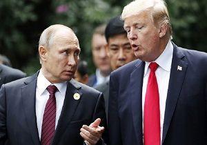 ترامپ به پوتین پیشنهاد کمک داد