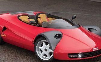 جدیدترین خودرو فراری بدون سقف و در! +تصاویر